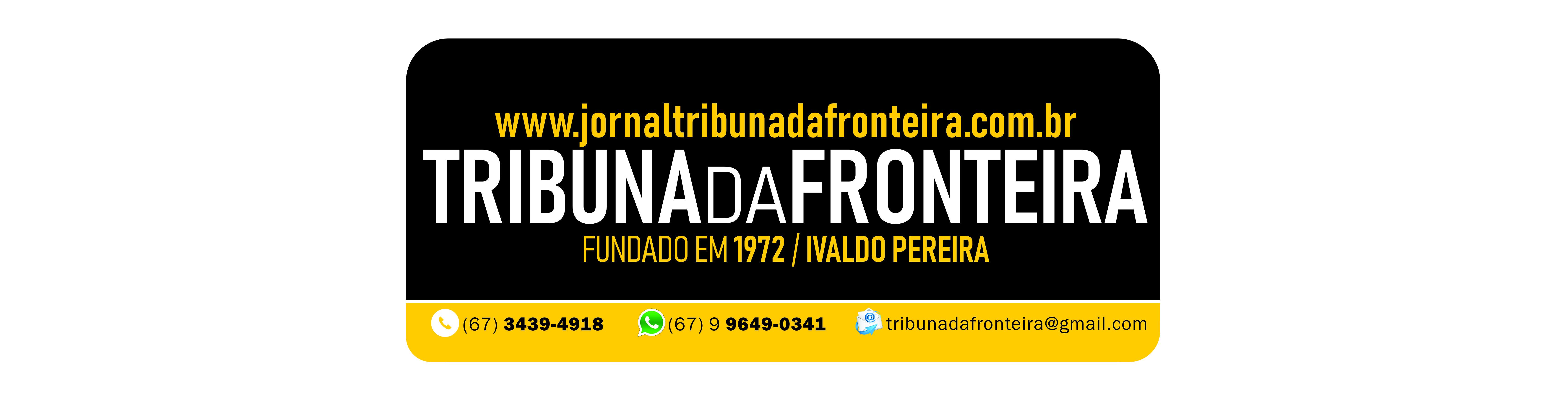JORNAL TRIBUNA DA FRONTEIRA – EDIÇÃO N. 2855