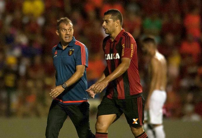 Conversas avançam, e Diego Souza tem boas chances de voltar ao Flu