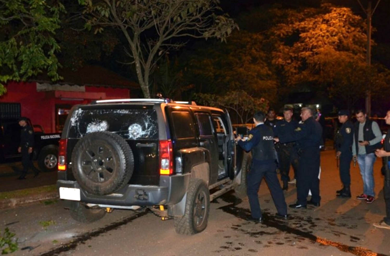Polícia paraguaia continua buscas pelos assassinos de Jorge Rafatt