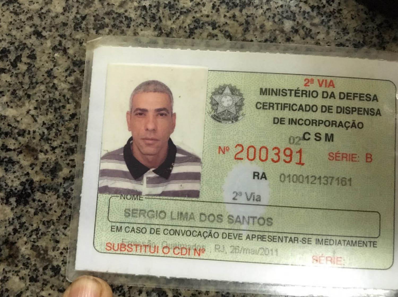 Carioca teria sido o autor dos disparos que mataram Rafaat