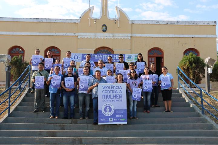 Prefeitura de Porto Murtinho lança campanha Agosto Lilás.