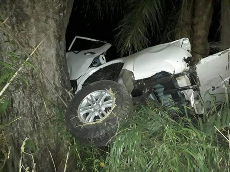 Produtor rural morre após bater veículo em árvore na BR-267