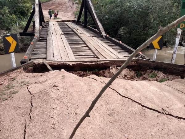 Prefeitura de Caracol decreta estado de emergência devido chuva