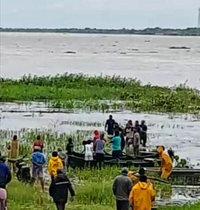 Corpo de pescador que caiu no rio Paraguai em Vallemí é encontrado