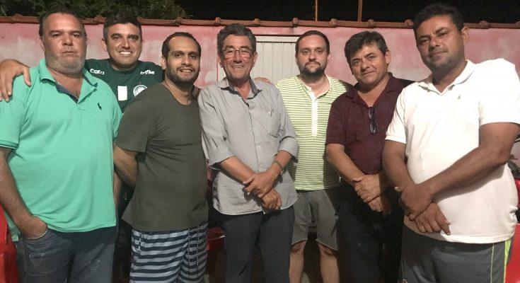EX-PREFEITO BUSCA ALIADOS COM VISTA PARA AS ELEIÇÕES DE 2020