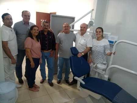 Prefeitura inaugura Centro Especializado de Odontologia em Caracol