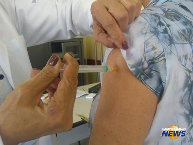 A 17 dias para o fim da campanha, 329 mil ainda têm de se vacinar contra gripe