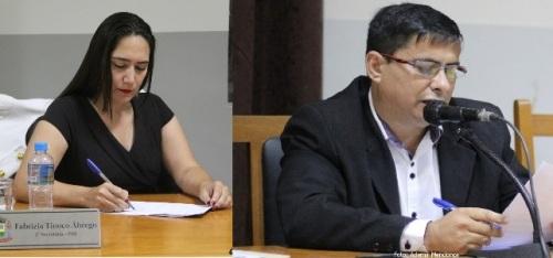 Vereadores Xetinho e Fabrizia Tinoco reivindicam Kits Merenda e Sacolão aos autônomos