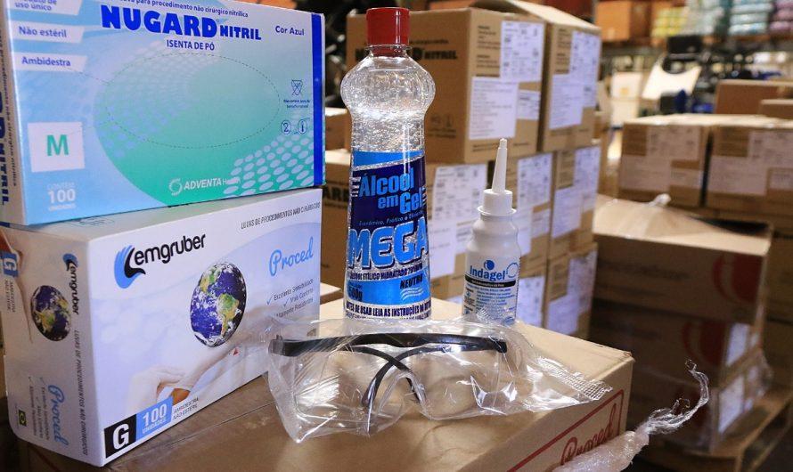 Cidades do interior de MS já começam a receber materiais para combate ao coronavírus