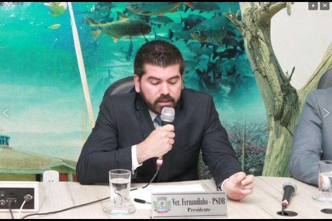 Projeto que aumenta salário de prefeito vira caso de polícia em Jardim