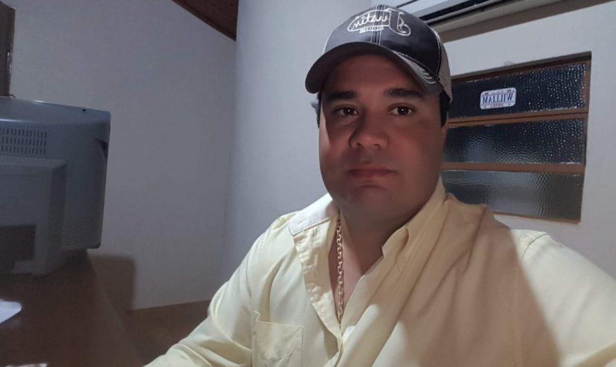 Com o apoio do MDB, Willian Pacheco é pré-candidato a vereador do município de Caracol