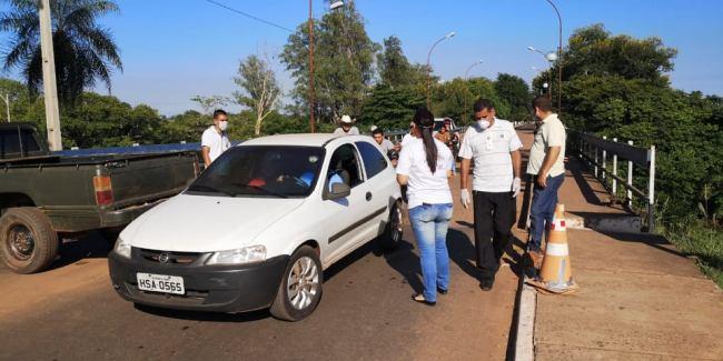 Paraguai fecha fronteira e adota toque de recolher contra vírus