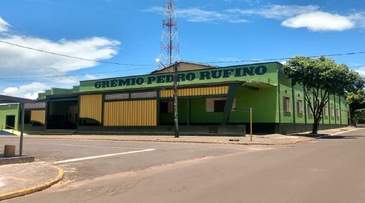 Nota Informativa – GRÊMIO PEDRO RUFINO