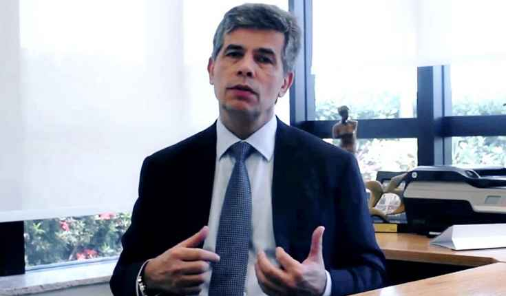 Novo ministro, Nelson Teich fala sobre cooperação entre saúde e economia