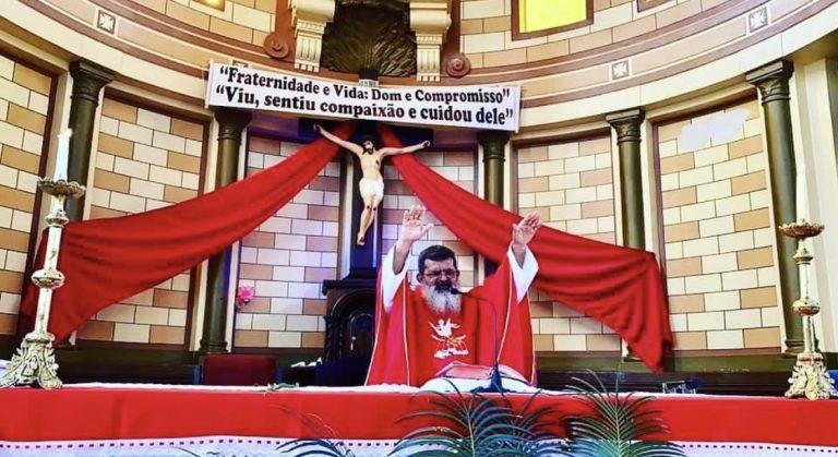 Apesar de decreto liberando missas, Matriz Santo Afonso mantém celebrações suspensas