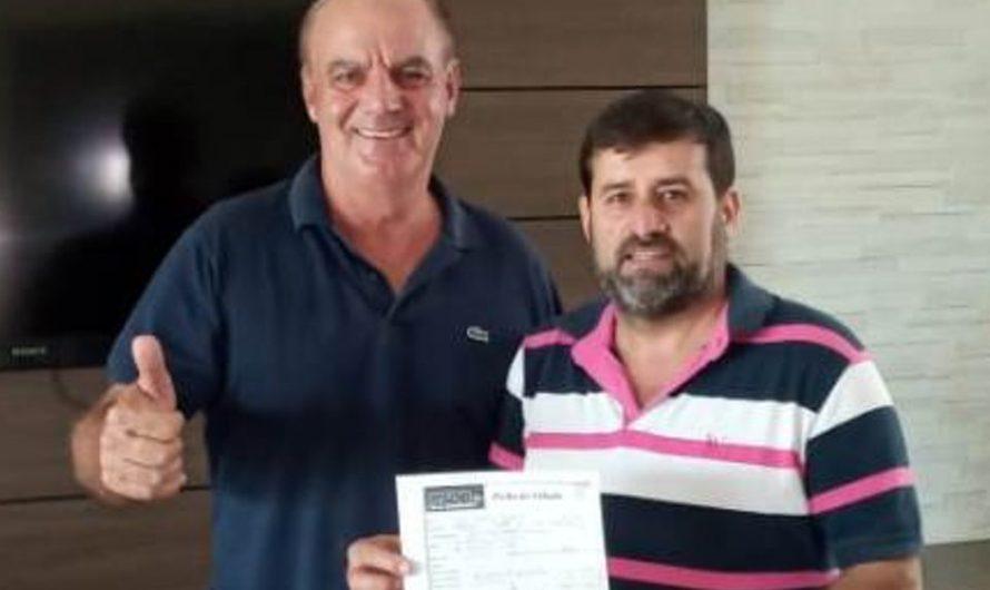 Ex-vereador e Diretor de Esporte Paulinho Pucheta assinou ficha de filiação no PSDB