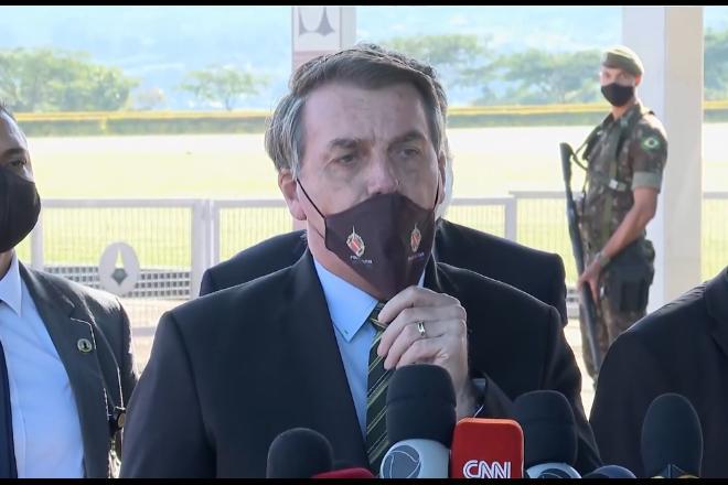 """""""Vai faltar dinheiro para pagar servidor público"""", diz Bolsonaro"""