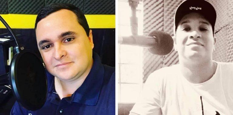 Radialistas JT e Daniel Lima estreiam hoje segunda-feira na emissora de rádio 104,9