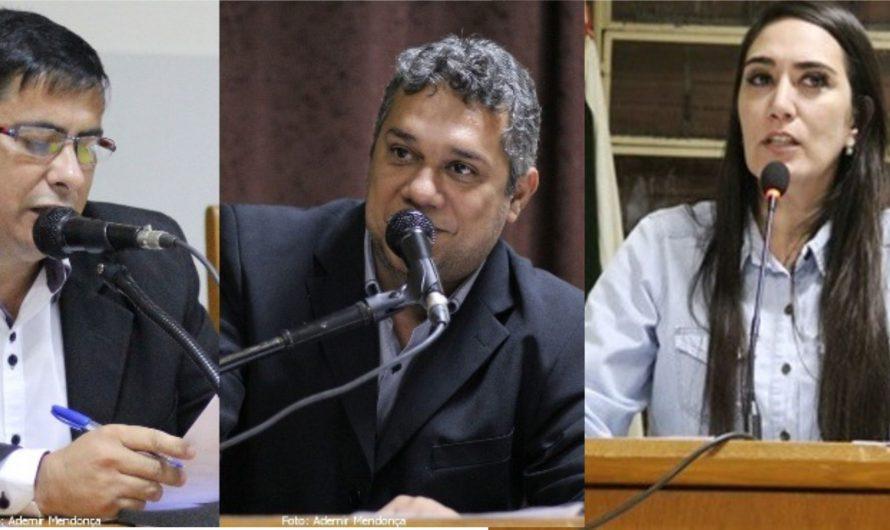 Vereadores cobram explicações a respeito da contratação de médico legista