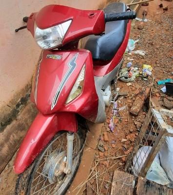 Polícia Militar recupera motocicleta furtada em Bela Vista