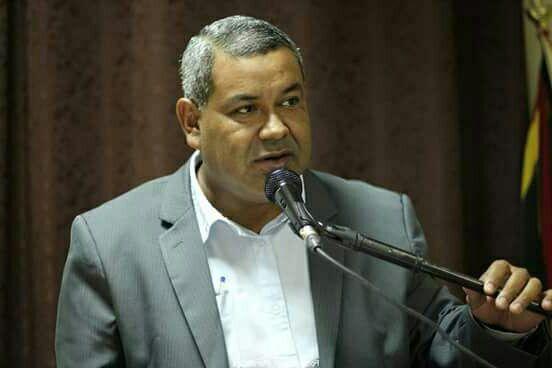 Vereador Hemerson Buiu solicita recurso ao senador Nelsinho Trad para compra de motoniveladora