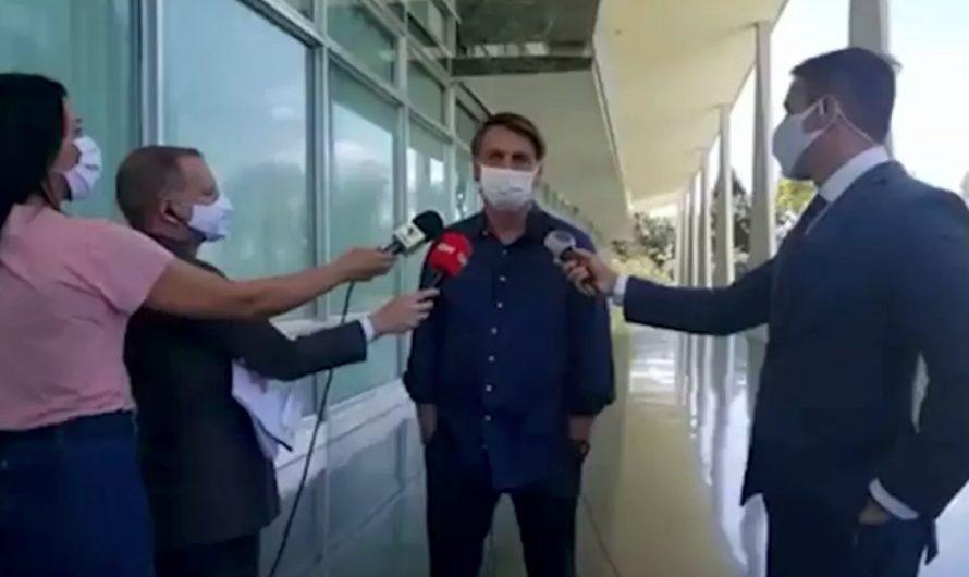 Bolsonaro cita Campo Grande ao defender uso da cloroquina contra covid-19