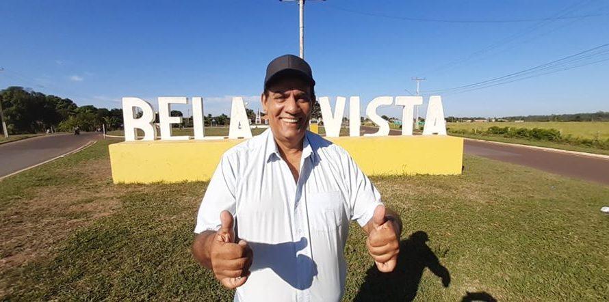Jair BISPO é pré candidato a vereador em Bela Vista