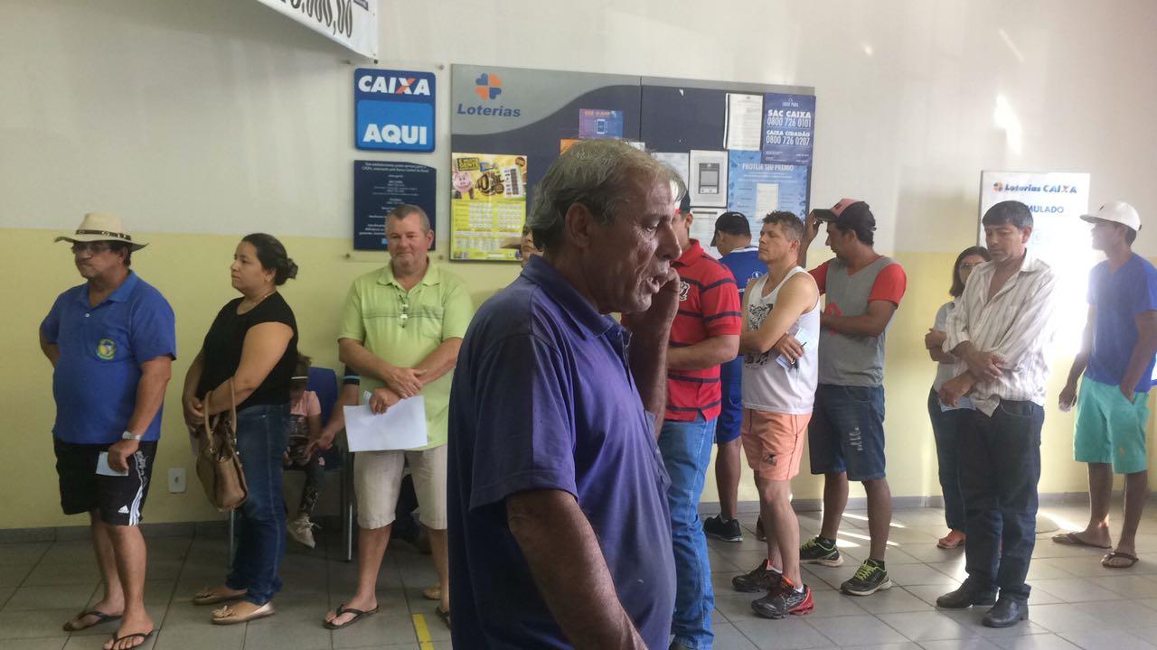Em Jardim, moradores apostam que pedreiro ganhou R$ 78 milhões na Mega-Sena