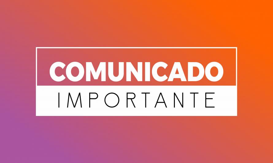 COMUNICADO – Suspensão do atendimento presencial aos eleitores de Bela Vista e Caracol/MS.