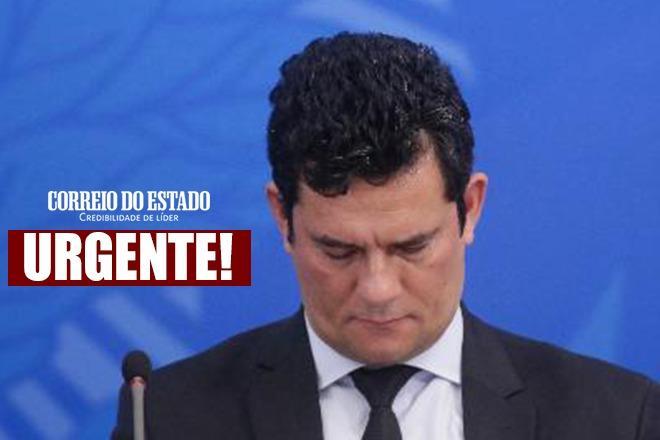 Sérgio Moro deixa ministério