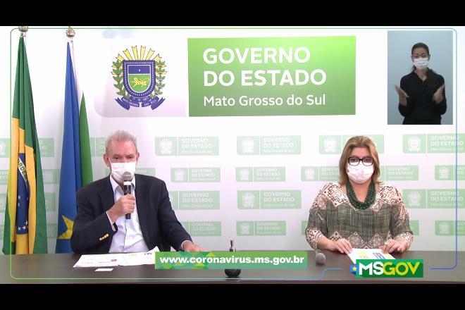 Número de recuperados da Covid-19 chega a 55,52% em MS