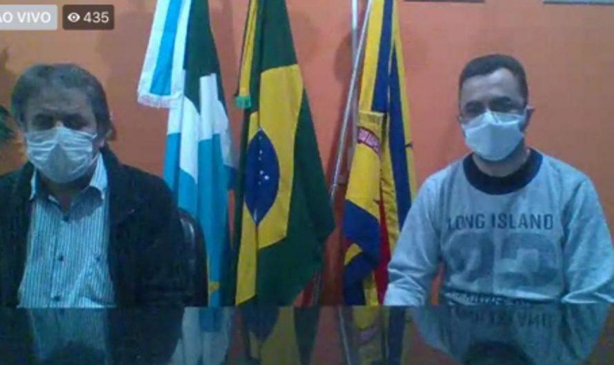 12 casos confirmados em Guia Lopes da Laguna do Covid-19