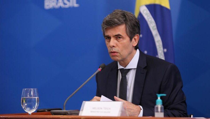 Teich deixa o Ministério da Saúde antes de completar um mês no cargo
