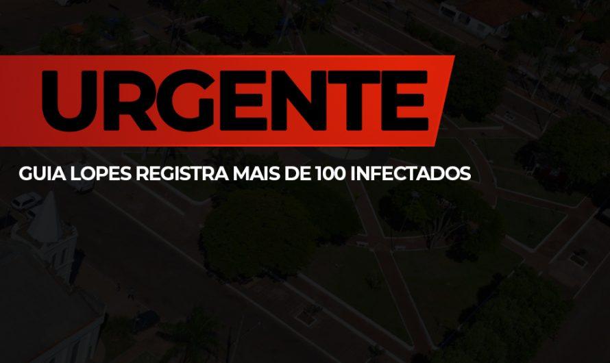 Guia Lopes da Laguna tem 103 infectados pelo Covid-19