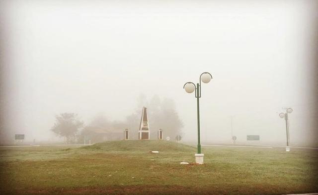 Bela Vista registra madrugada fria com mínima de 6º graus