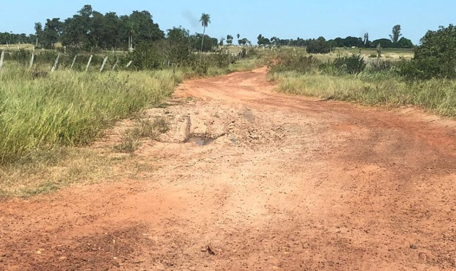 Vereador Marquinhos Lino cobra melhorias na estrada da Vila Coco