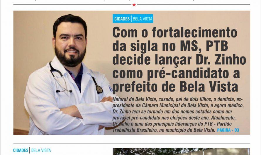 JORNAL TRIBUNA DA FRONTEIRA – EDIÇÃO N. 2876