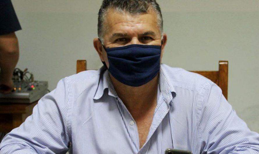 Vereador Ramão Paredes pede manutenção em veículos da saúde