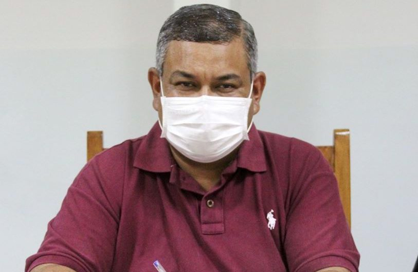 Vereador Hemerson Buiu solicita ao deputado federal Fábio Trad emenda de R$ 500 mil para asfalto