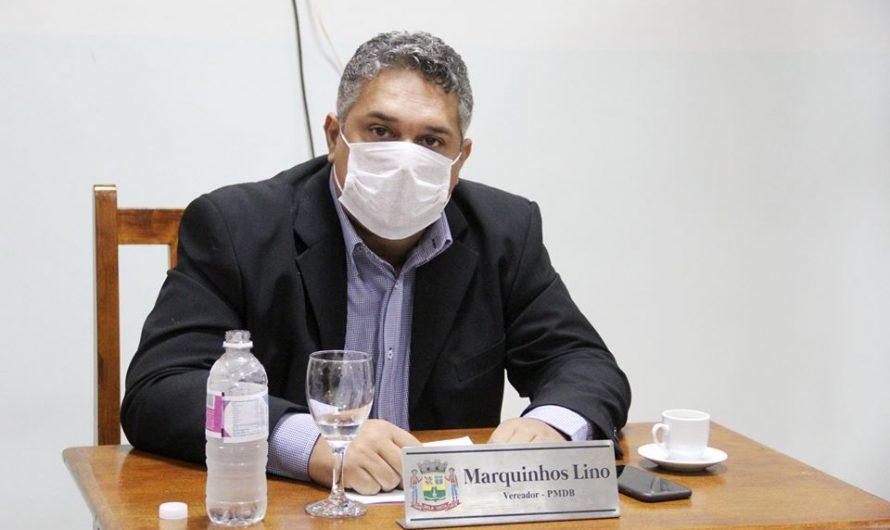 Vereador Marquinhos Lino reivindica instalação de agência da Caixa Econômica em Bela Vista