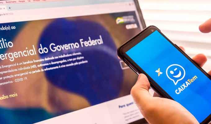 Paulo Guedes confirma prorrogação do auxílio emergencial de R$ 600 por dois meses
