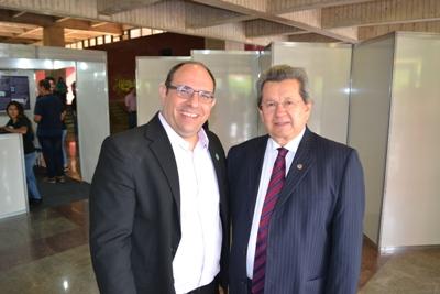 Onevan declara apoio à reeleição de Marcelo Turine como reitor da UFMS