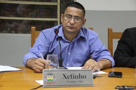 Vereador Xetinho reivindica troca de lâmpadas no Bairro Novo Habitar
