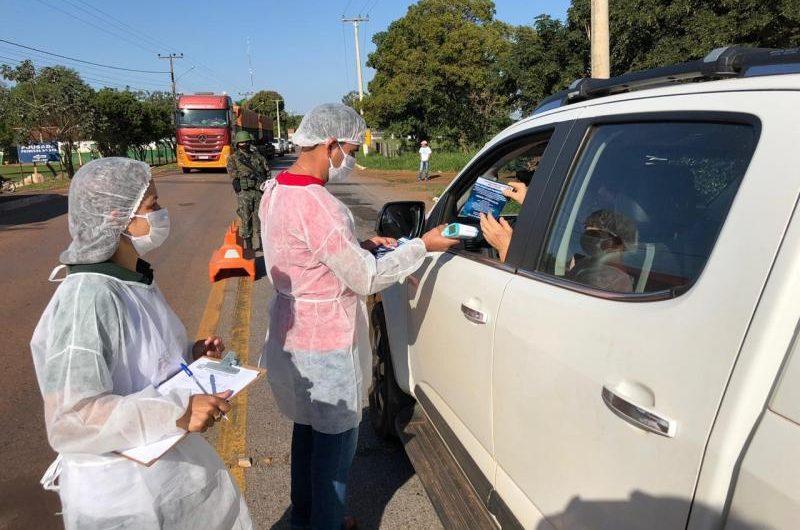 HOJE E AMANHÃ: BELA VISTA MONTA POSTO DE ORIENTAÇÃO NAS ENTRADAS DA CIDADE