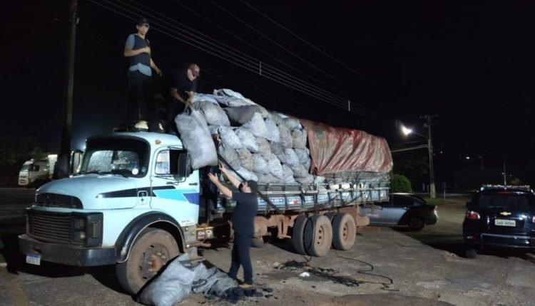BELA VISTA – Quadrilha usava carvoaria para enviar toneladas de maconha da fronteira a Campo Grande