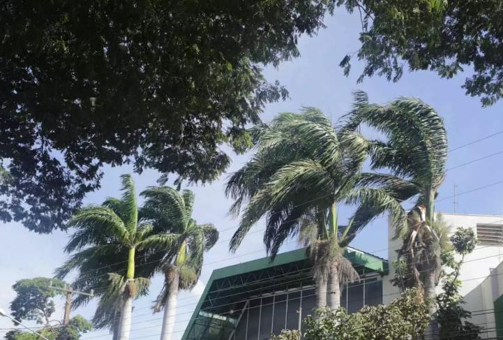 """""""Ciclone bomba"""" pode trazer vendaval de até 100 km/h para 54 municípios do MS"""