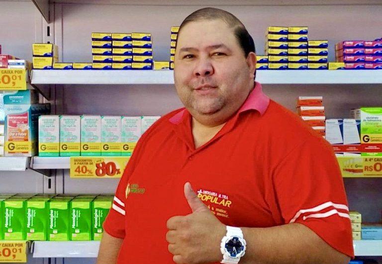 BELA VISTA: Conhecido como Dr. do Amor, Chico Bento é pré-candidato a vereador pelo MDB