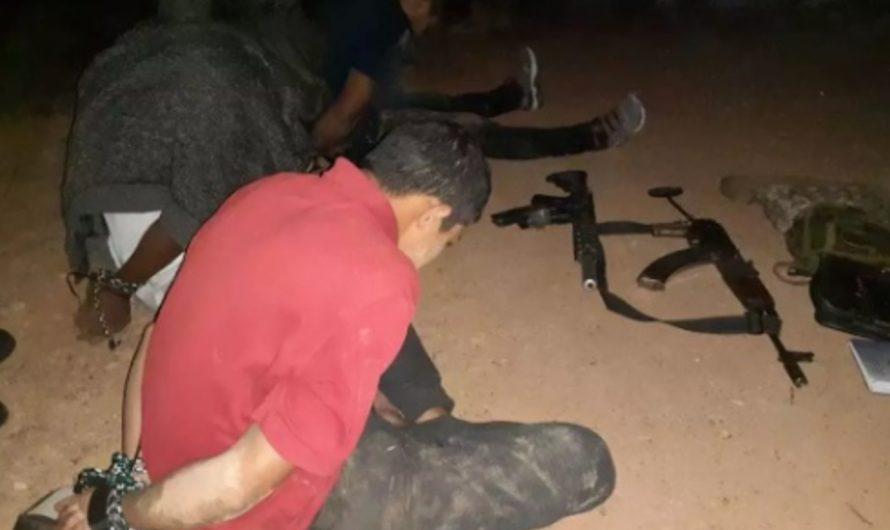 Homens são presos com fuzis Ak 47 e AR 15 em Bella Vista PY