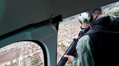 Inteligência, investimento e integração das polícias consolidam MS como um dos estados mais seguros do País