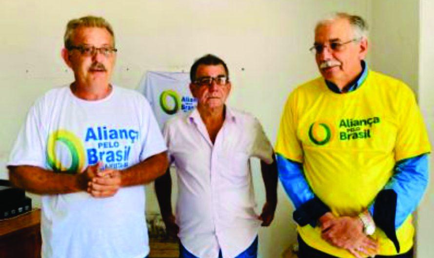 Patriota lança pré-candidatura a Prefeito em Bela Vista/MS com chapa pura, mas não descarta coligações